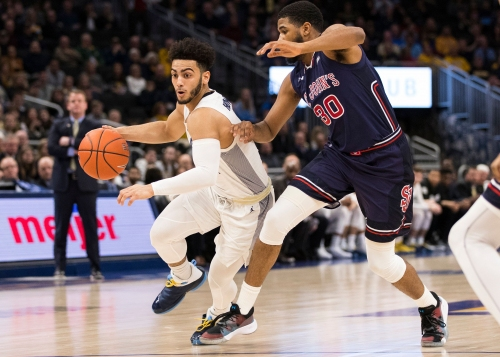 St. John's 70, Marquette 69: First loss for Golden Eagles at Fiserv Forum