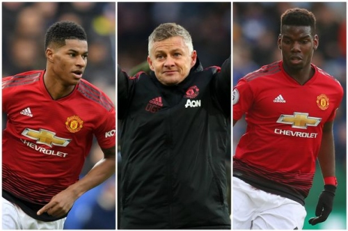 Manchester United transfer news LIVE Marcus Rashford contract latest