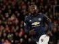 Manchester United forward Romelu Lukaku's record vs. Fulham
