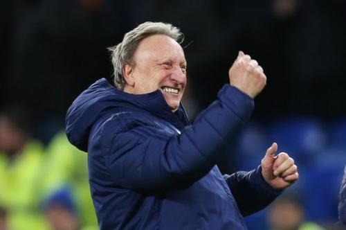 Neil Warnock reacts to Cardiff City quit speculation: 'Why would I leave after our two best performances of the season?'