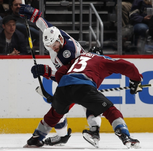 Blue Jackets Bury Avalanche – Snap 5-Game Skid