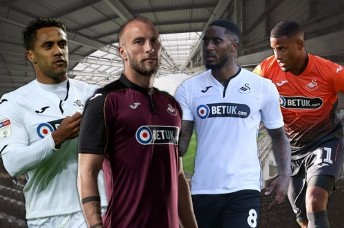 Swansea City's contract concerns: When every player's deal expires and what may happen in the summer