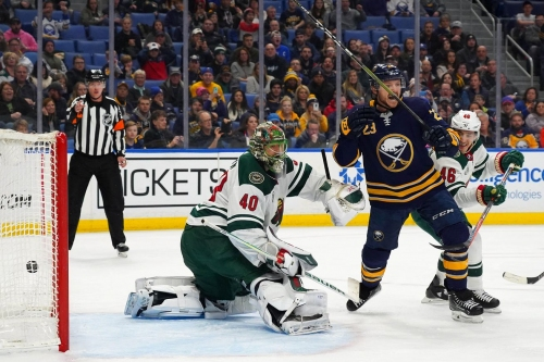 The Outlet Pass: Sabres win, Matthews extended, and trade rumors