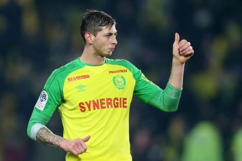 Nantes demand Emiliano Sala's transfer fee payment from Cardiff City