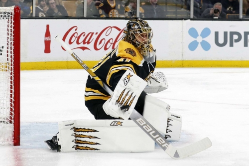 Projected Lines: Bruins at Rangers, 8PM