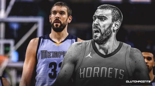 Report: Hornets' trade for Grizzlies' Marc Gasol could be derailed by pick protection