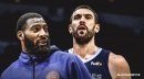 Report: Pistons offered Andre Drummond in trade for Grizzlies' Marc Gasol, but there was no traction