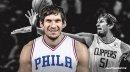 Boban Marjanovic thanks Los Angeles after trade to Sixers