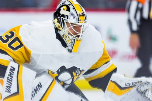 Pittsburgh Penguins Matt Murray Upper-Body Injury Being Evaluated