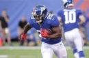 Giants reportedly declining option on Jonathan Stewart's contract