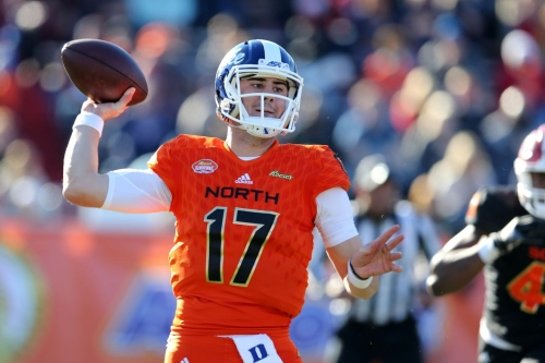 Searching for a Back-Up Quarterback: Draft Edition
