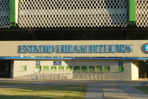 The sordid travels of a Cubs fan: Hiram Bithorn Stadium in San Juan
