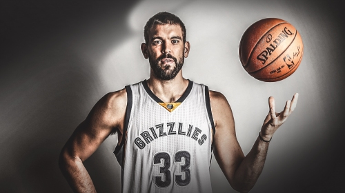 Report: Marc Gasol didn't travel with Grizzlies to Oklahoma City as trade discussions continue with Hornets