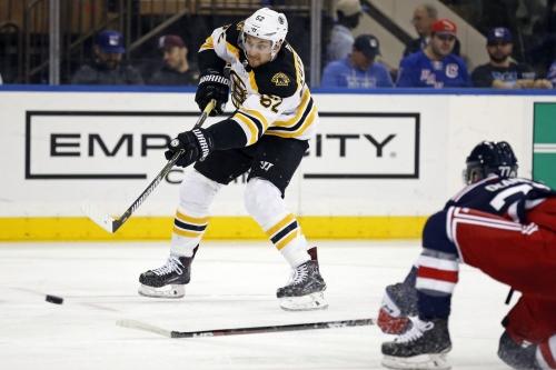 Public Skate: Bruins at Rangers, 8PM (NBCSN)