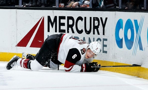 Coyotes limp back to Arizona, start homestand even more injured than before