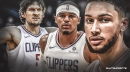 Ben Simmons reacts to Sixers trading for Tobias Harris, Boban Marjanovic