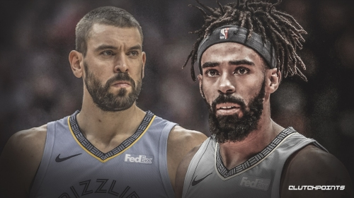Wizards inquired about Grizzlies' Mike Conley, Marc Gasol