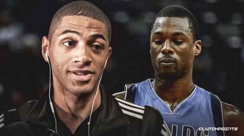 Hornets' Nicolas Batum surprised to see Harrison Barnes traded mid-game