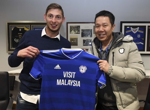 Nantes demand payment from Cardiff City for £15m Emiliano Sala transfer