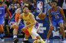 Lakers Injury Report: Luke Walton Hopeful Josh Hart Can Play Vs. Celtics Despite Knee Tendinitis 'Killing Him'
