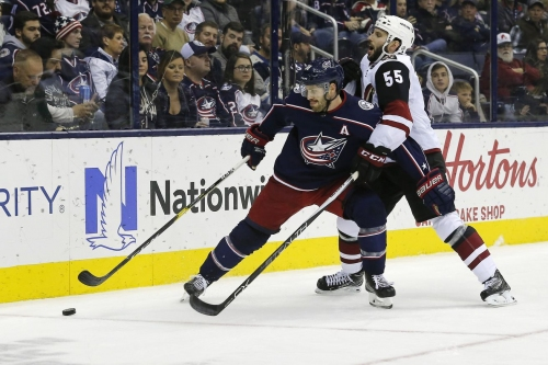 Game #53 Preview: Blue Jackets Hit The Desert