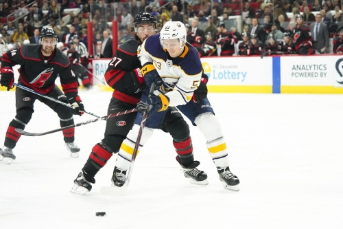 Complete Coverage: Hurricanes at Sabres | Game 53