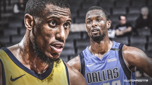 Pacers' Thaddeus Young doesn't like Harrison Barnes being traded mid-game