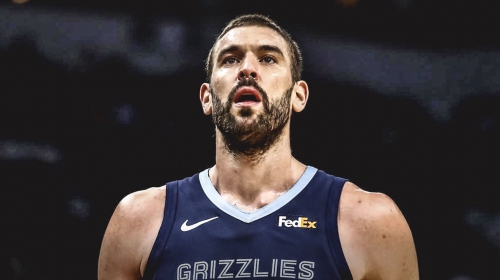 Report: Grizzlies, Hornets still working to bridge gap in Marc Gasol discussions