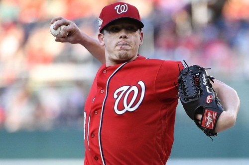 Jeremy Hellickson returns to Washington Nationals after bounce-back-ish 2018 campaign...
