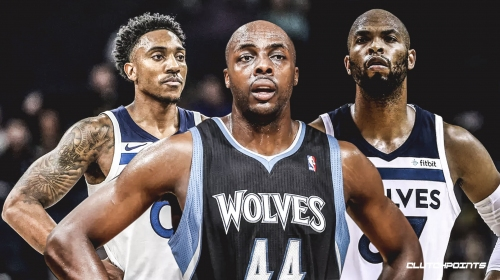 Timberwolves hoping to move Anthony Tolliver, unlikely to trade Jeff Teague, Taj Gibson