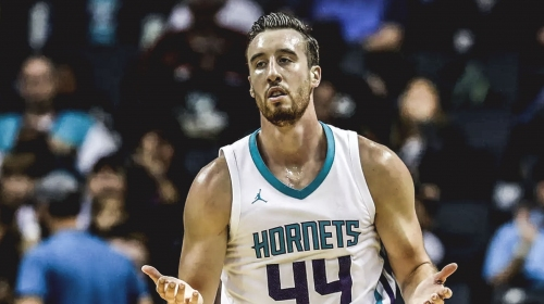 Charlotte looking to find a home for Frank Kaminsky before NBA trade deadline
