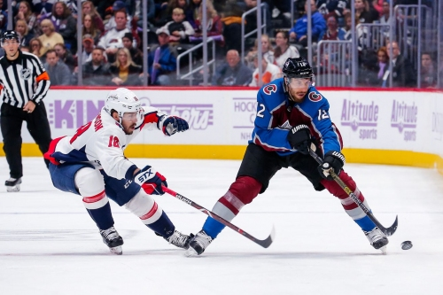 Colorado Avalanche Game Day: Back on the road