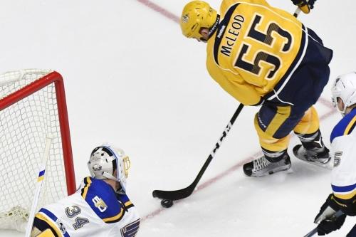 Boyle, McLeod Trades Show Poile's Blueprint for Winnipeg