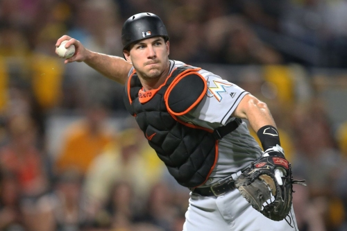 Phillies reportedly trade for Marlins catcher J.T. Realmuto