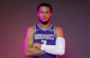 Skal Labissiere Gives the Trail Blazers Small Improvements