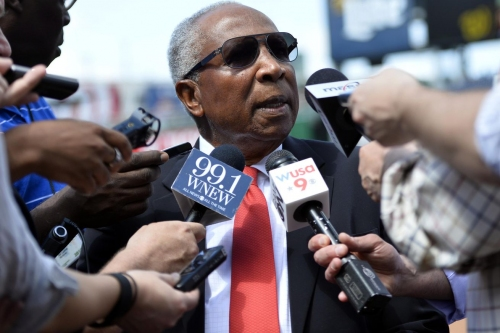 Former Expos and Nationals' manager Frank Robinson dies at 83...