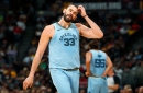 Nothing changed for the Memphis Grizzlies after dealing Marc Gasol at NBA trade deadline