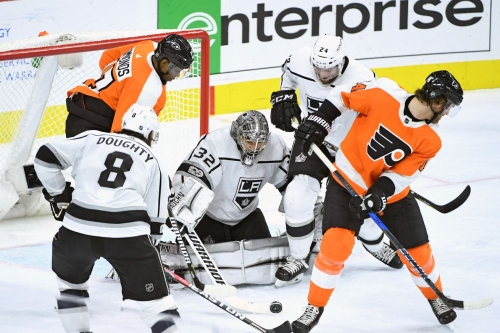Flyers vs. Kings game thread