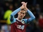 Dyche believes Crouch could stay at Burnley beyond this season