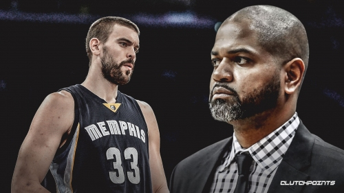 Grizzlies coach J. B. Bickerstaff shares thoughts on Marc Gasol following trade deal with Raptors