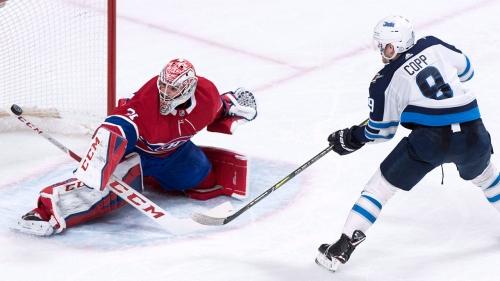 NHL Live Tracker: Canadiens vs. Jets
