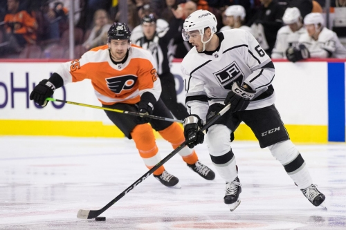 Kings 3, Flyers 2: Love to hit the posts