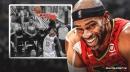 Video: Hawks' Vince Carter spins and leaves defender for a throwdown vs. Raptors