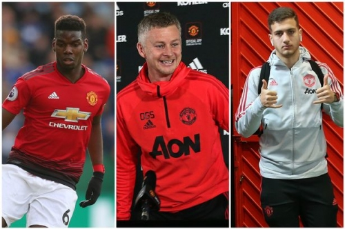 Manchester United transfer news LIVE Solskjaer to face media and early Fulham team news