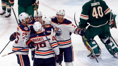 Oilers' complete effort breathes much-needed oxygen into playoff hopes