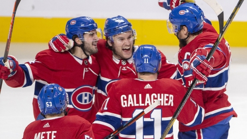 Jonathan Drouin's heroics help Canadiens ground high-flying Jets