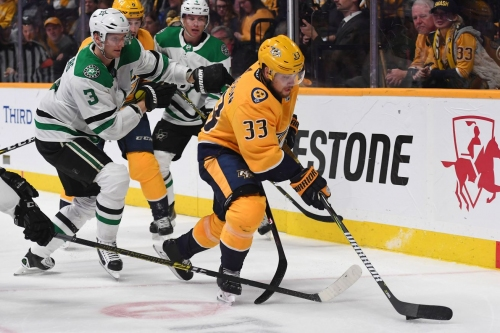 Friday Links: Predators Excited to Be Stars' Winter Classic Opponent