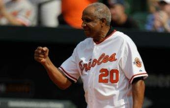 To really know Frank Robinson was to see the love he had