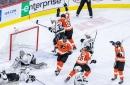 Photo Gallery: Flyers vs Kings