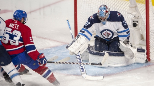 5 things we learned: Hellebuyck's heroics can't save Jets